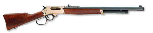 HENRY Lever Action Rifle Brass